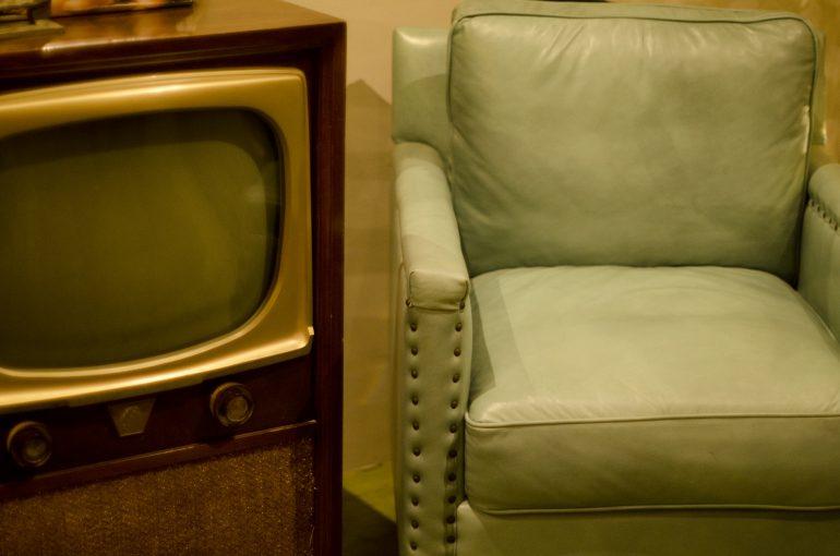 モノクロテレビ