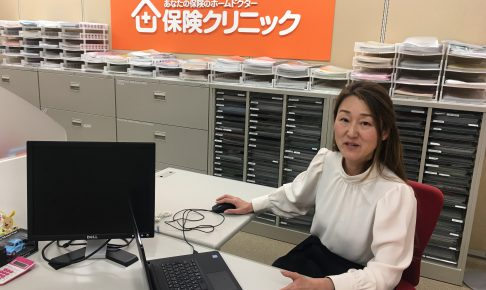 新宿店|岩井 栄子さん