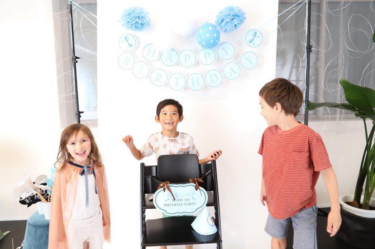 「HAPPY BIRTHDAY」のバナー例