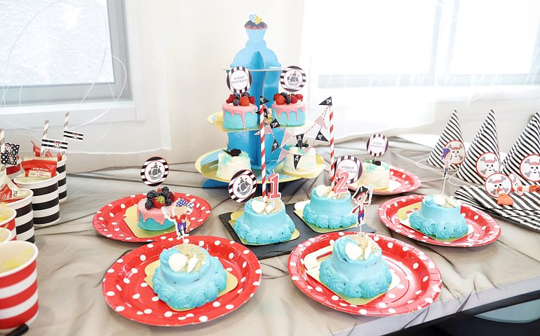 キャラクターバースデーケーキ
