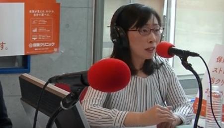 アイリックコーポレーションの営業教育部 部長代理の鳥居明美さん