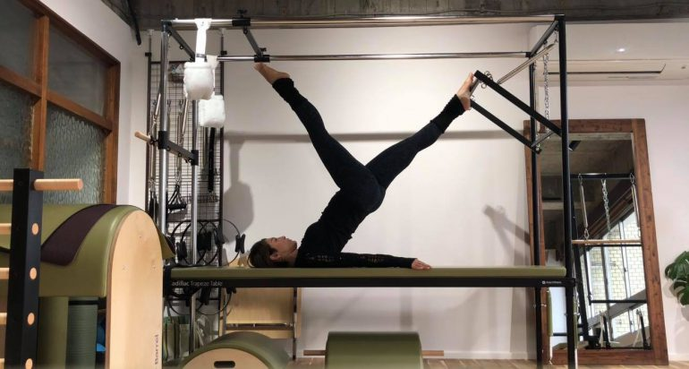 平石恵美子さんトレーニング