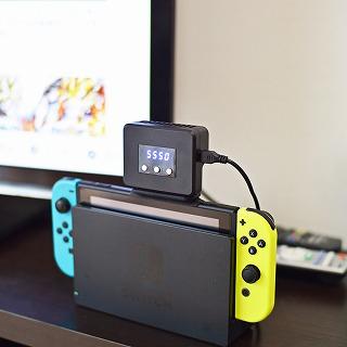Switch 冷却ファン