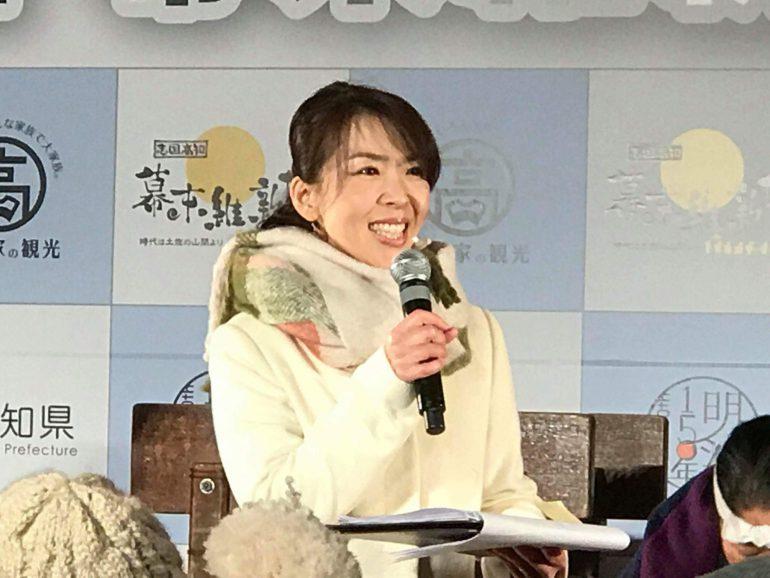 尾崎美樹さん