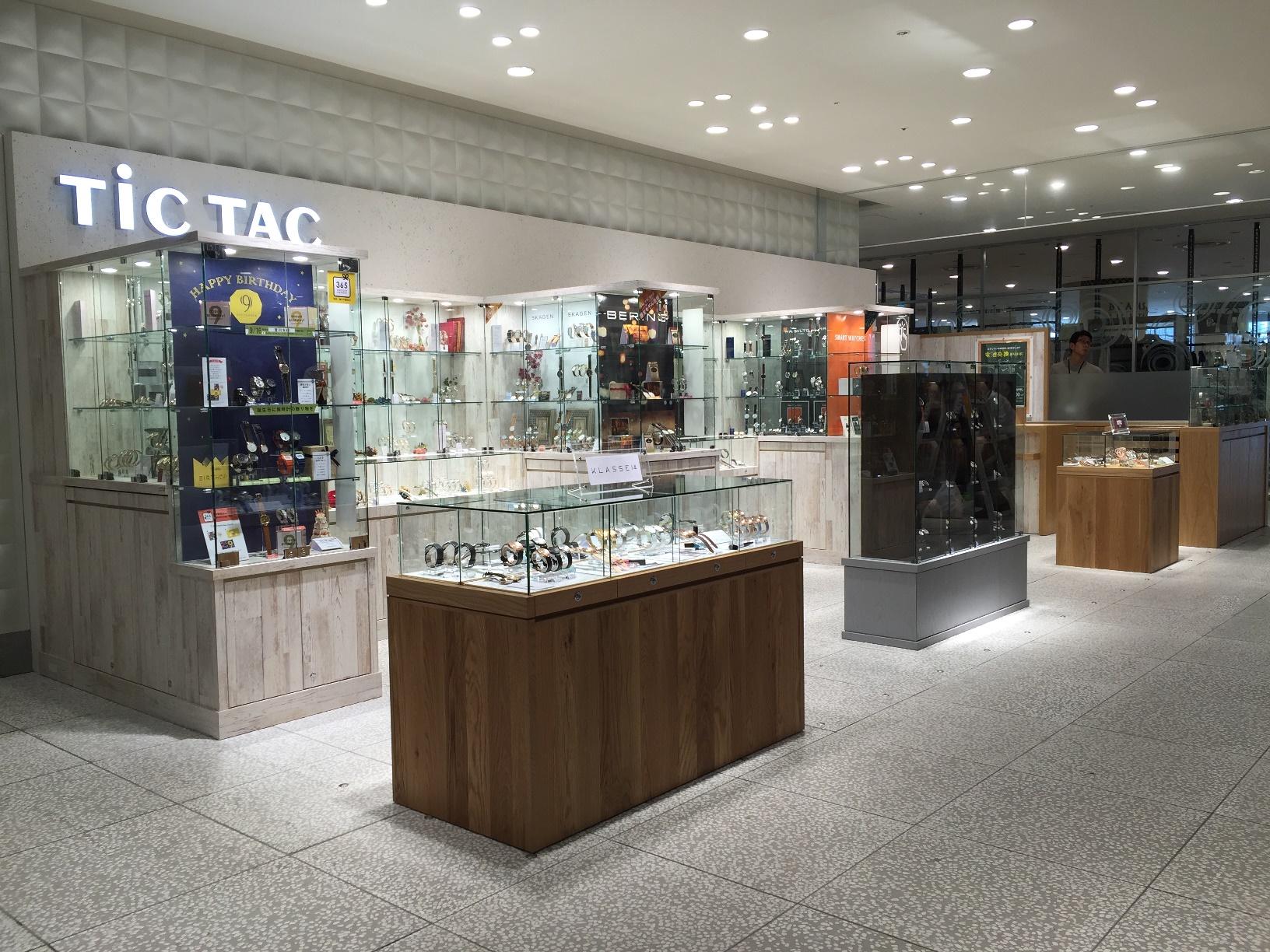 TICTAC店舗