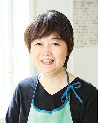 料理研究家の武蔵裕子さん。