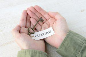 FUTURE カギ