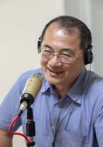 医師・ラジオパーソナリティ 入江研爾さん