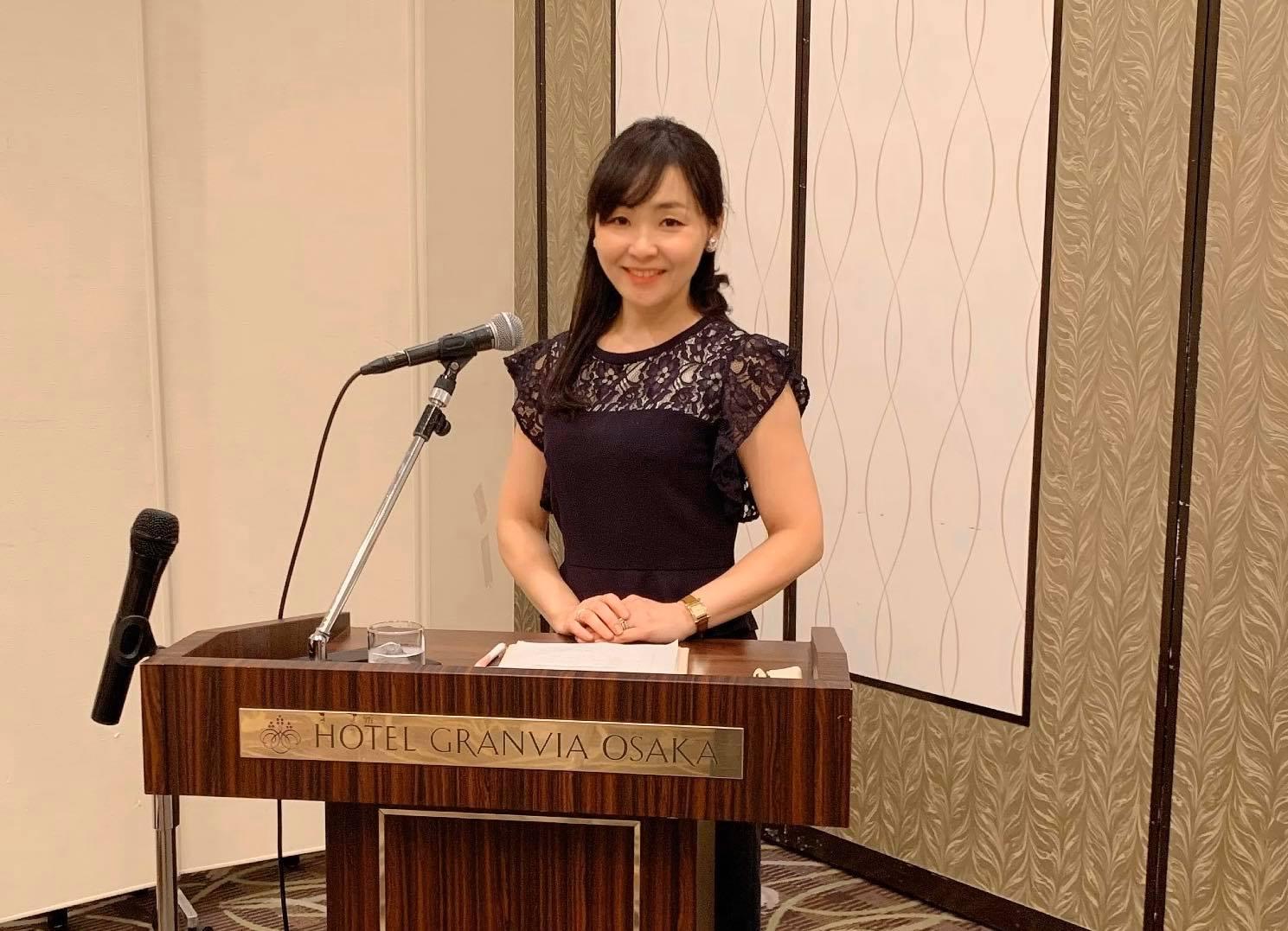 小川 厚子さん