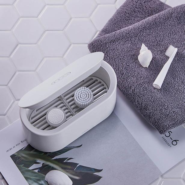 熱風乾燥機能付き UV-C除菌器「SX-01」