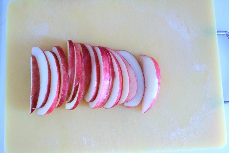 切ったりんご