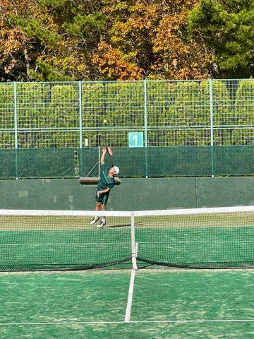 徳倉康之さんテニス